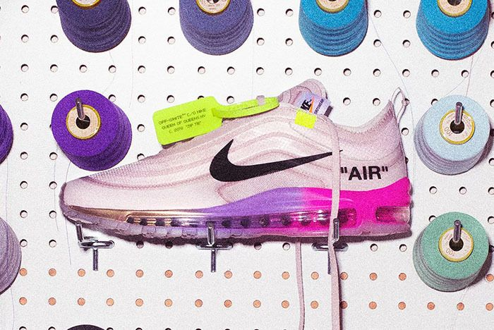 Off White Nike Air Max 97 Serena Queen 2