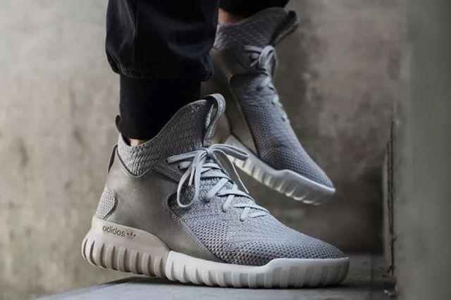 Adidas Tubular X Grey2