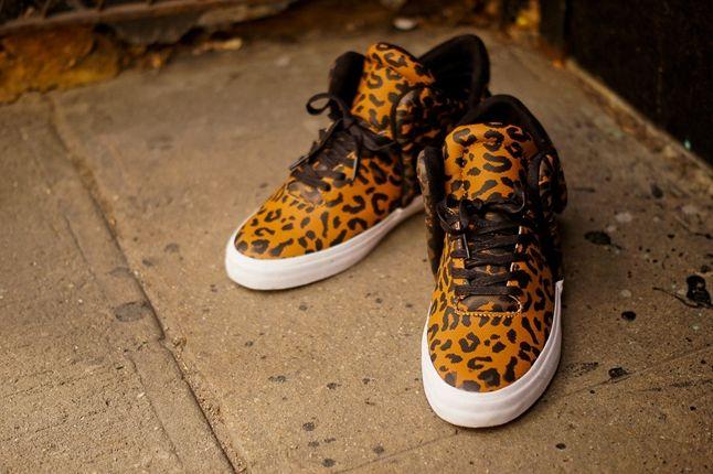 Supra Falcon Cheetah Toe Profile 1