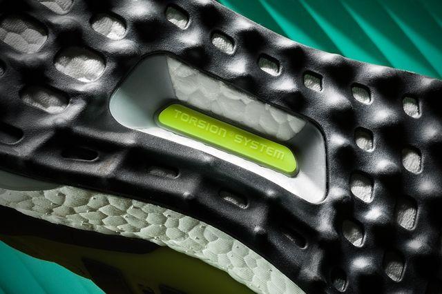 Adidas Ultra Boost Solar Yellow 2