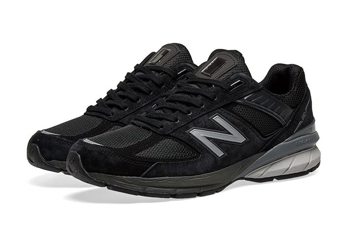 New Balance 990V5 Triple Black