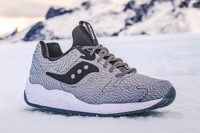 Saucony Grid 9000 Dirty Snow6