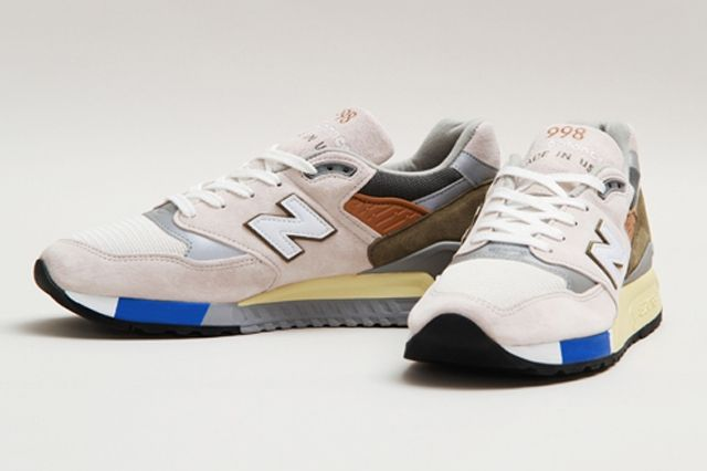 Concepts New Balance C Note 998 Pair