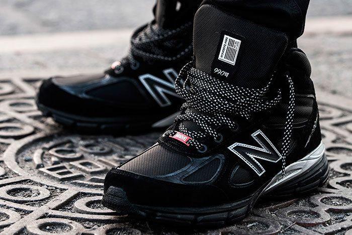 New Balance Black Panther Sneaker Freaker 2