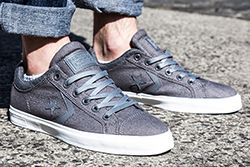 Converse Cons Star Street Ox Wizard Grey Thumb