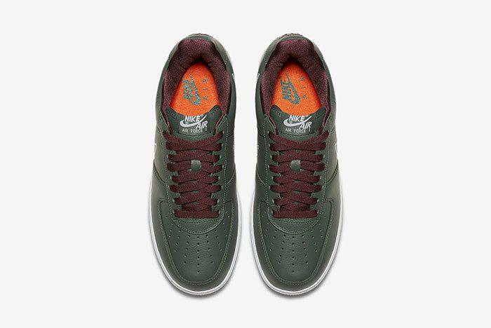 Nike Af1 Hong Kong Release Sneaker Freaker 5