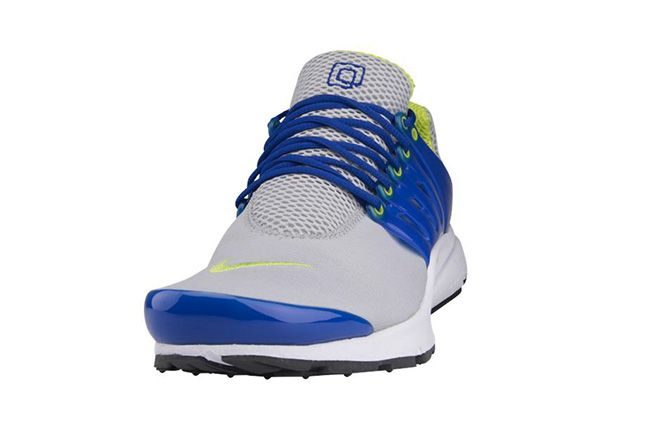 Nike Air Presto Grey Sprite Toe 1