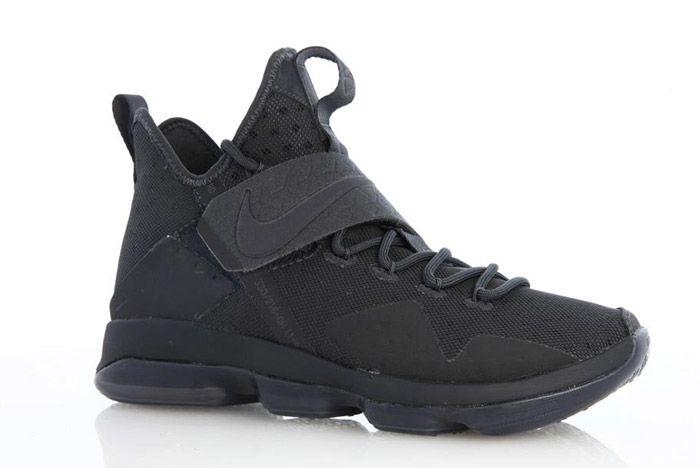 Nike Lebron 14 Triple Black 8