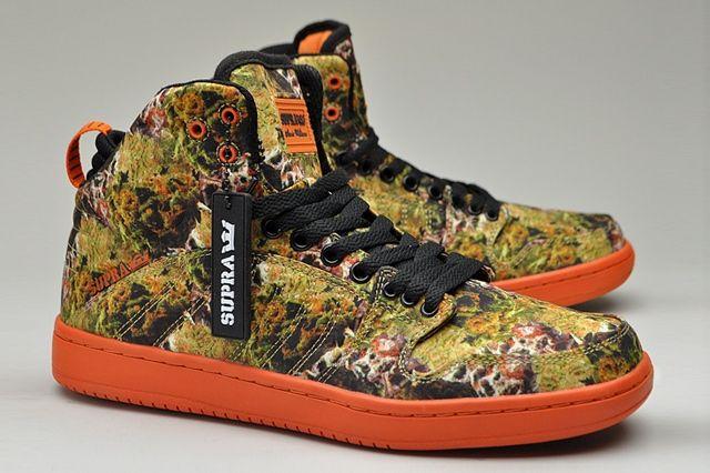 Raddest Weed Sneakers 5