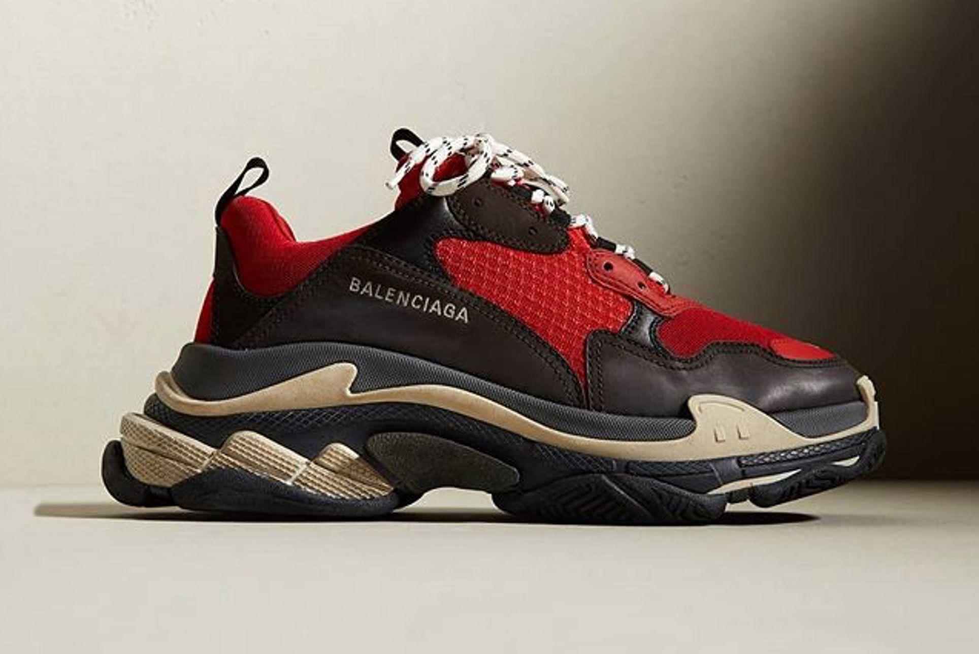 Balenciaga Triple S Bred 1 Sneaker Freaker