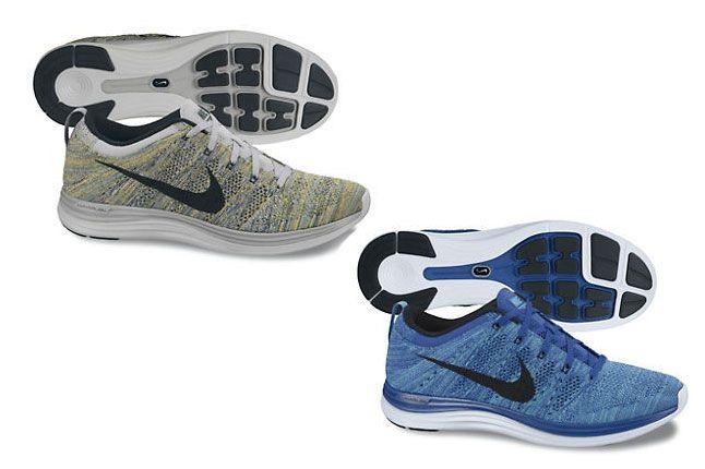 Nike Lunar Flyknit 1 Multi Color Pack Blue 1