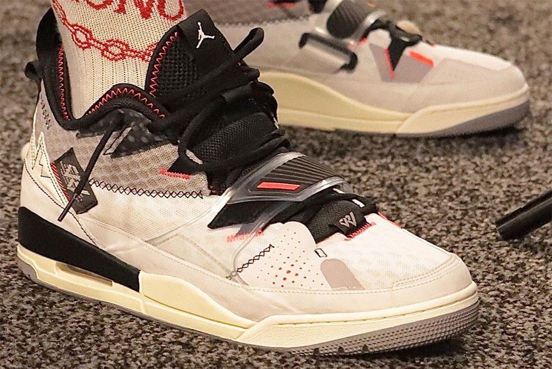 russell westbrook NBA jordan sneakers