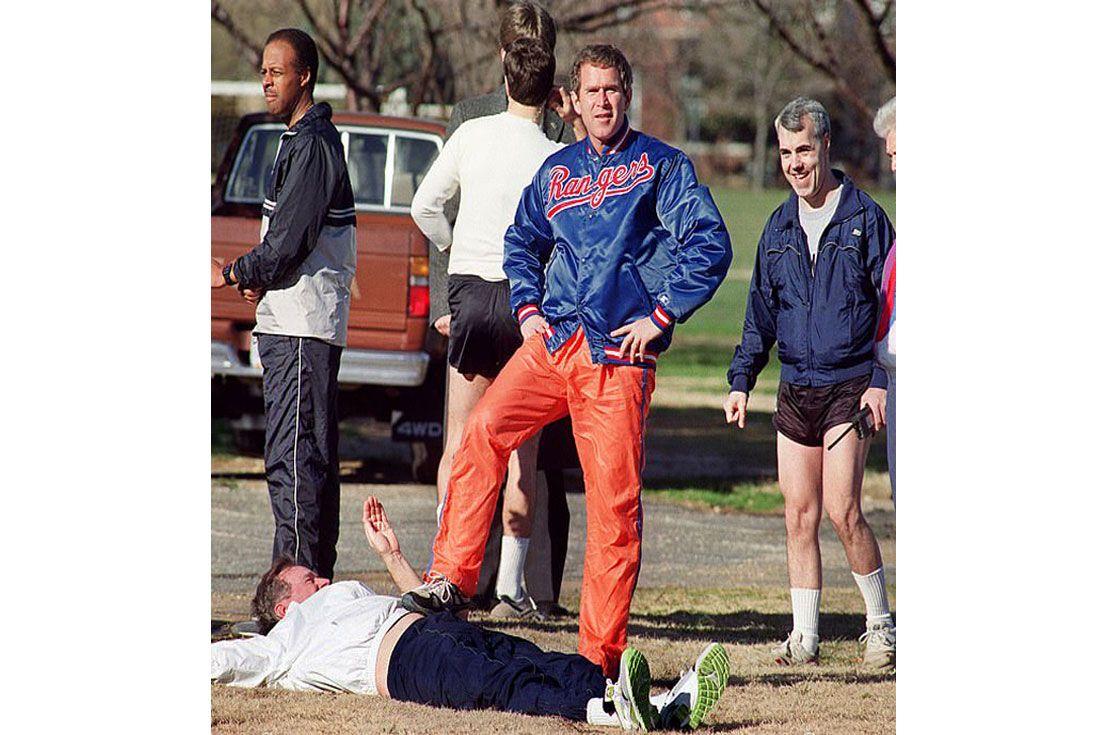 Running For President George H W W Bush