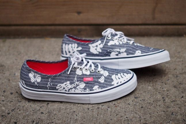 Vans Authentic Lx Aloha Cambray Pack 5