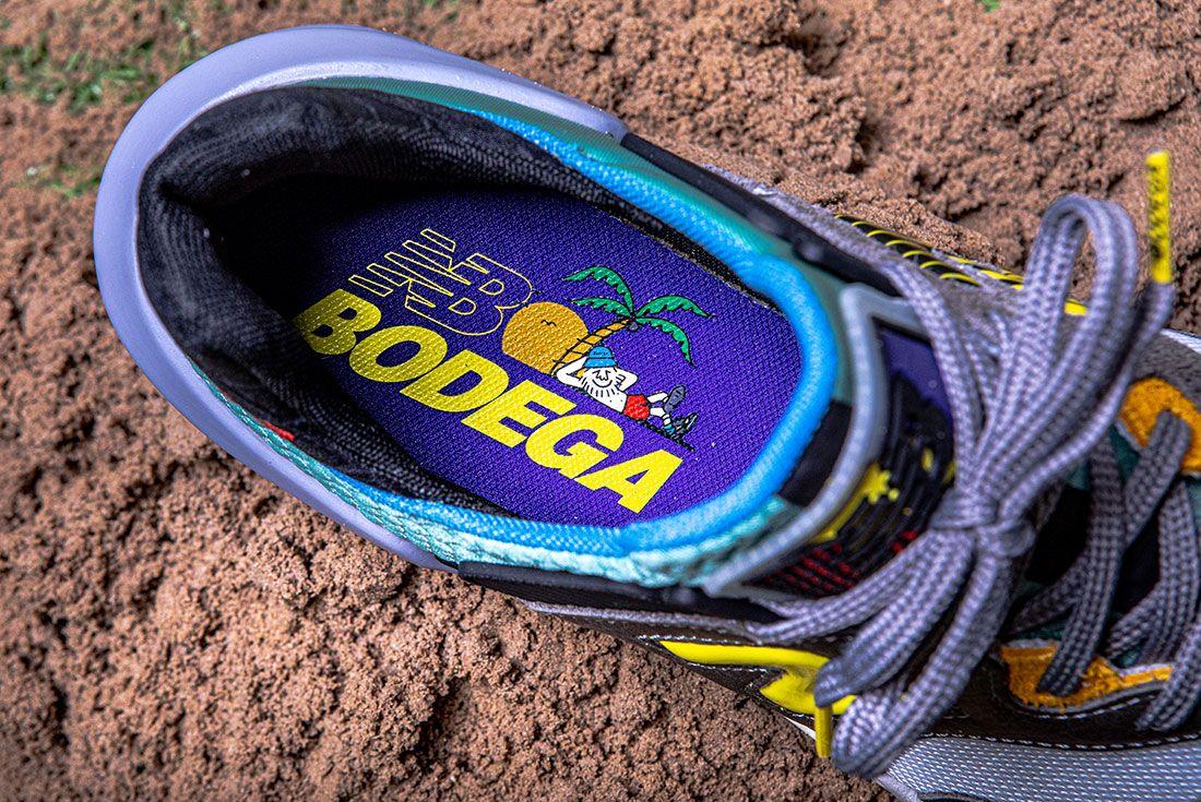 Bodega New Balance No Bad Days Sneaker Freaker1 Insole