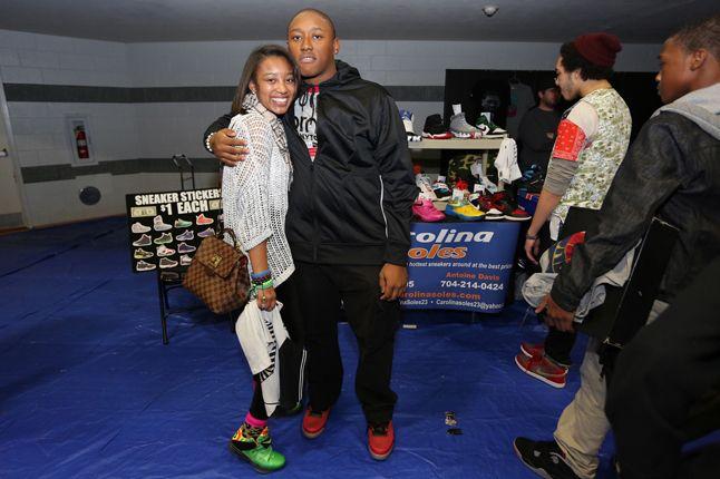 Sneaker Con Atlanta Couple 1