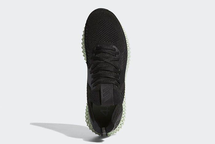 Adidas Alphaedge 4 D Black Top