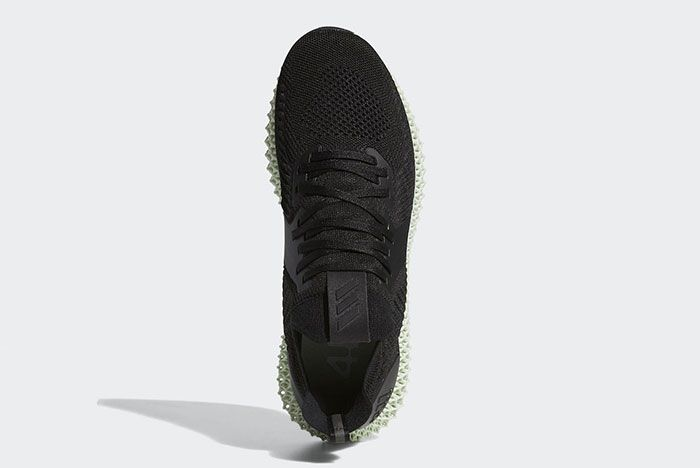 Adidas Alphaedge 4 D Black Top
