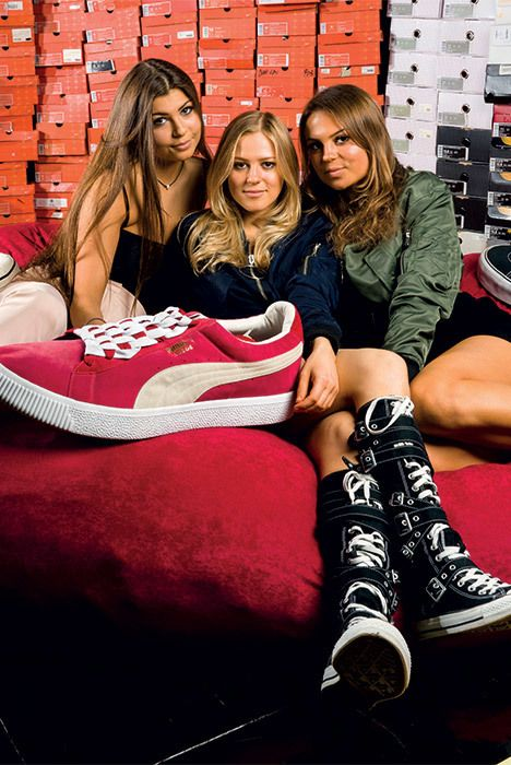 The Chicks With Kicks Sneaker Freaker Interview 5