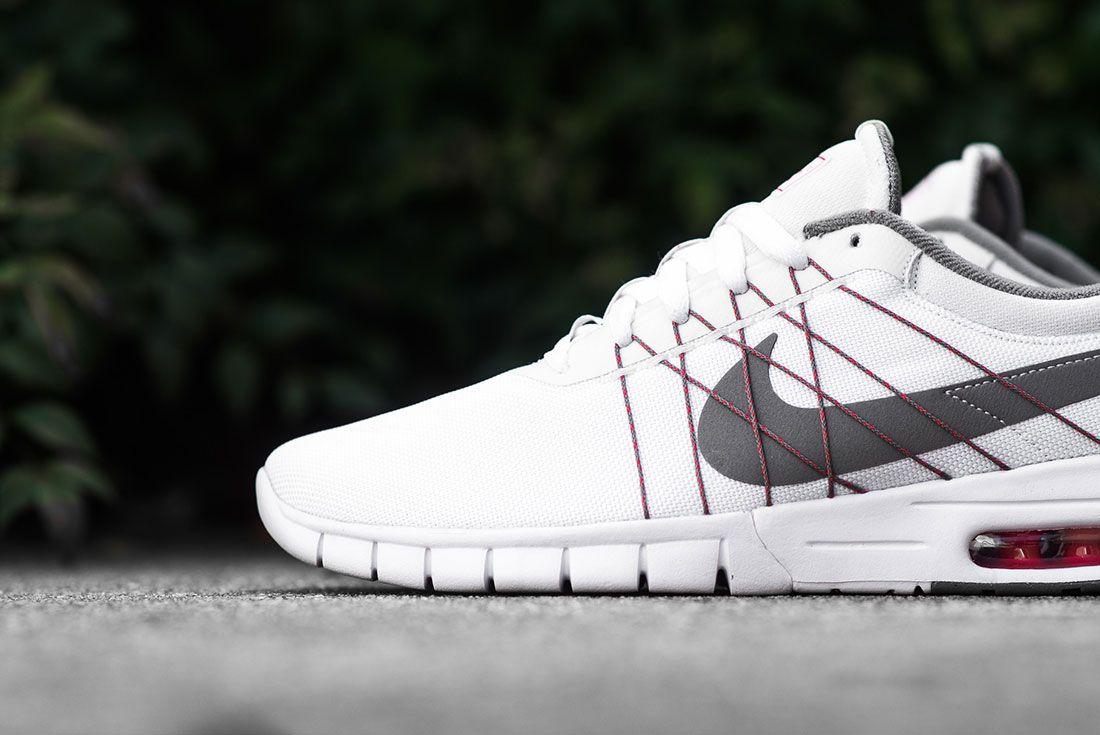 Nike Sb Koston Max Summit White University Red3
