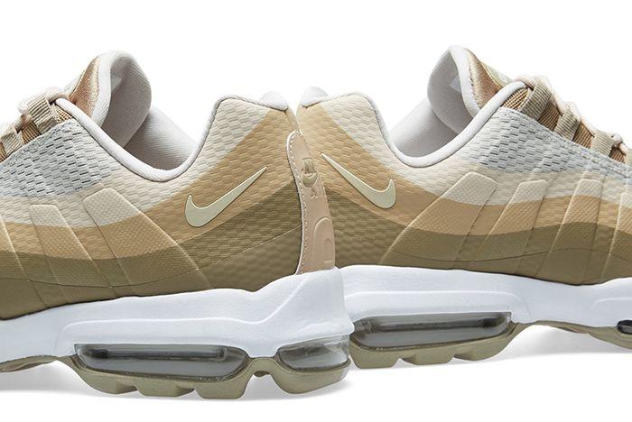 Nike Air Max 95 Ultra Essential Khaki Oatmeal 2