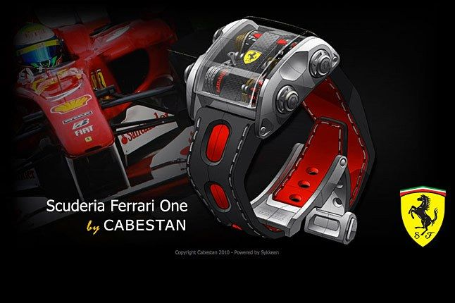 Ferrari Watch 3 2