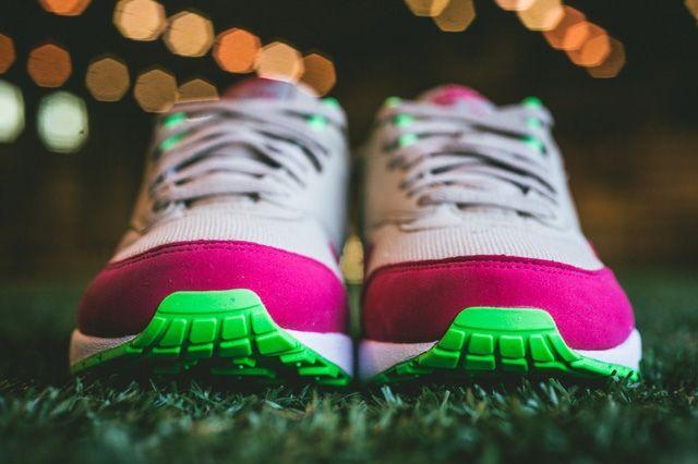 Nike Air Max 1 Bamboo Fuschia 6