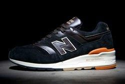 New Balance 997Made In Usa Black Thumb