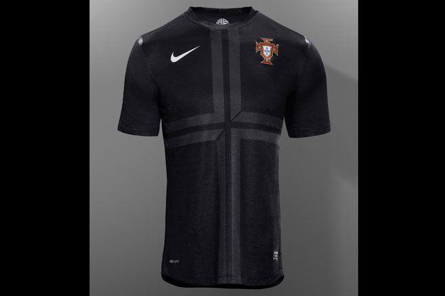 Nike Football Portugal Away Jersey 1