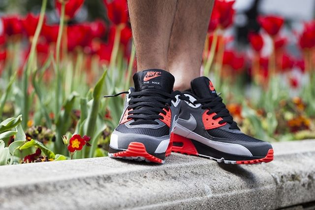 Nike Am90 Infrared Reverse 3