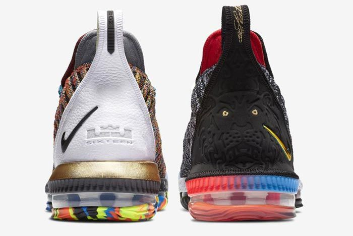 Nike Lebron 16 What The Release 2