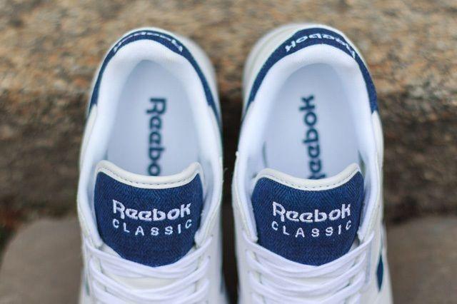 Reebok Classic Leather Pop Sc Club Blue 3