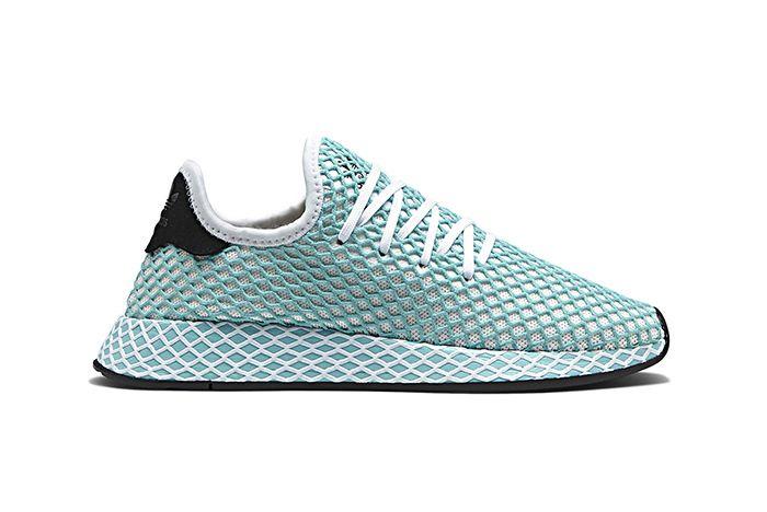 Adidas Originals Deerupt Parley Collab Shoe 3 Sneaker Freaker