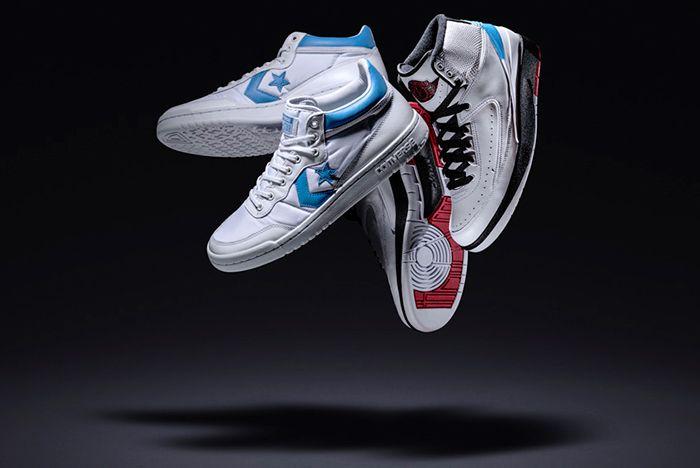 Air Jordan X Converse Alumni Pack10