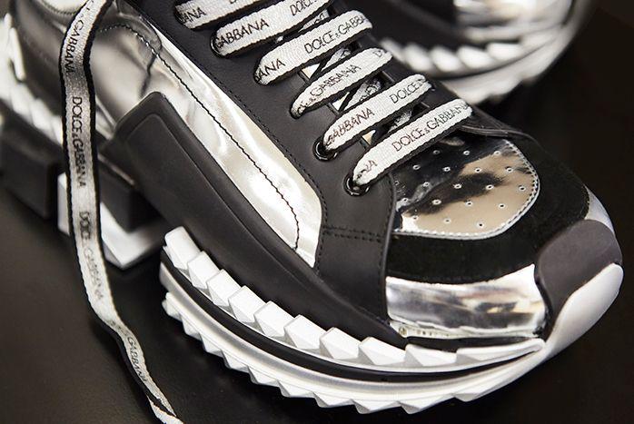 Dolce Gabbana Ss19 Sneaker Super King 2