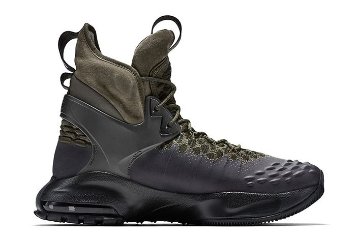 Nike Acg Zoom Tallac Flyknit Olive 5