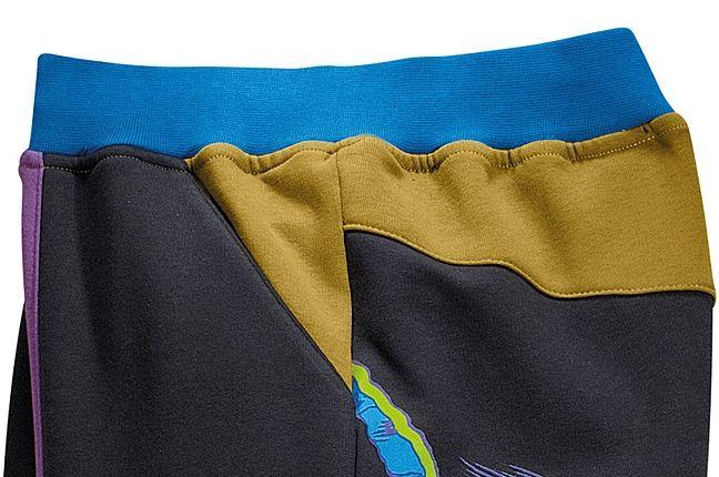 Adidas Jeremy Scott Logo Sweatpants 4 1