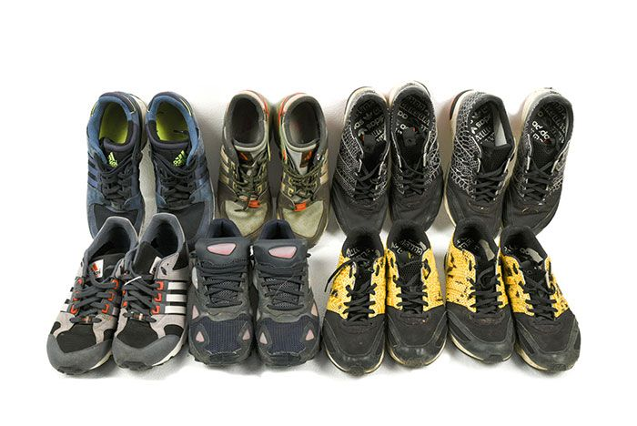 Keith Flint Sneaker Auction 6