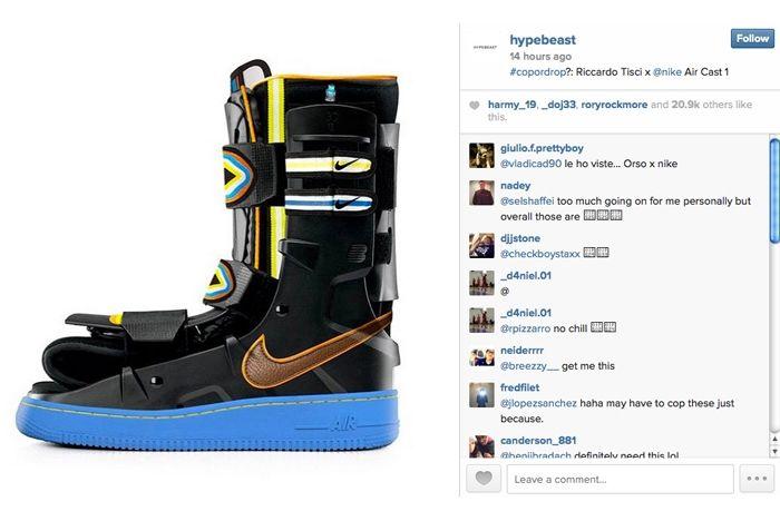 Sneaker Freaker April Fools Hypebeast Ig