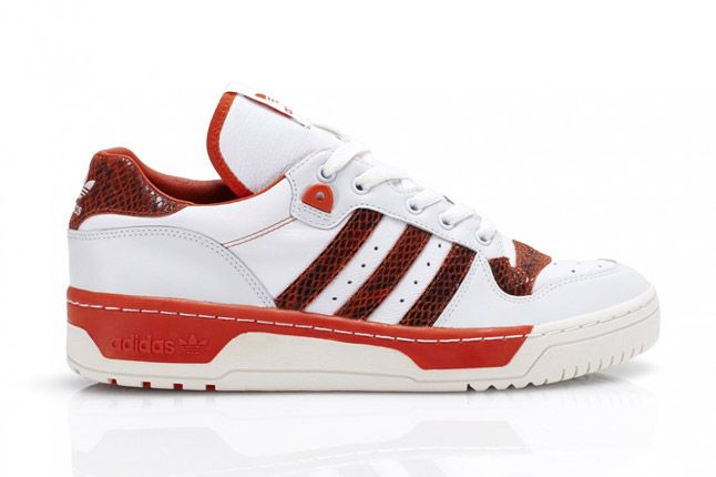 Adidas Rivalry Lo Limited Edition Red Profile 1