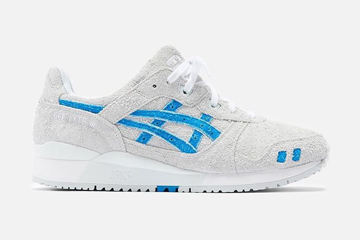 Ronnie Fieg Asics Gel Lyte Iii Super Blue 10Th Anniversary Release Date Lateral
