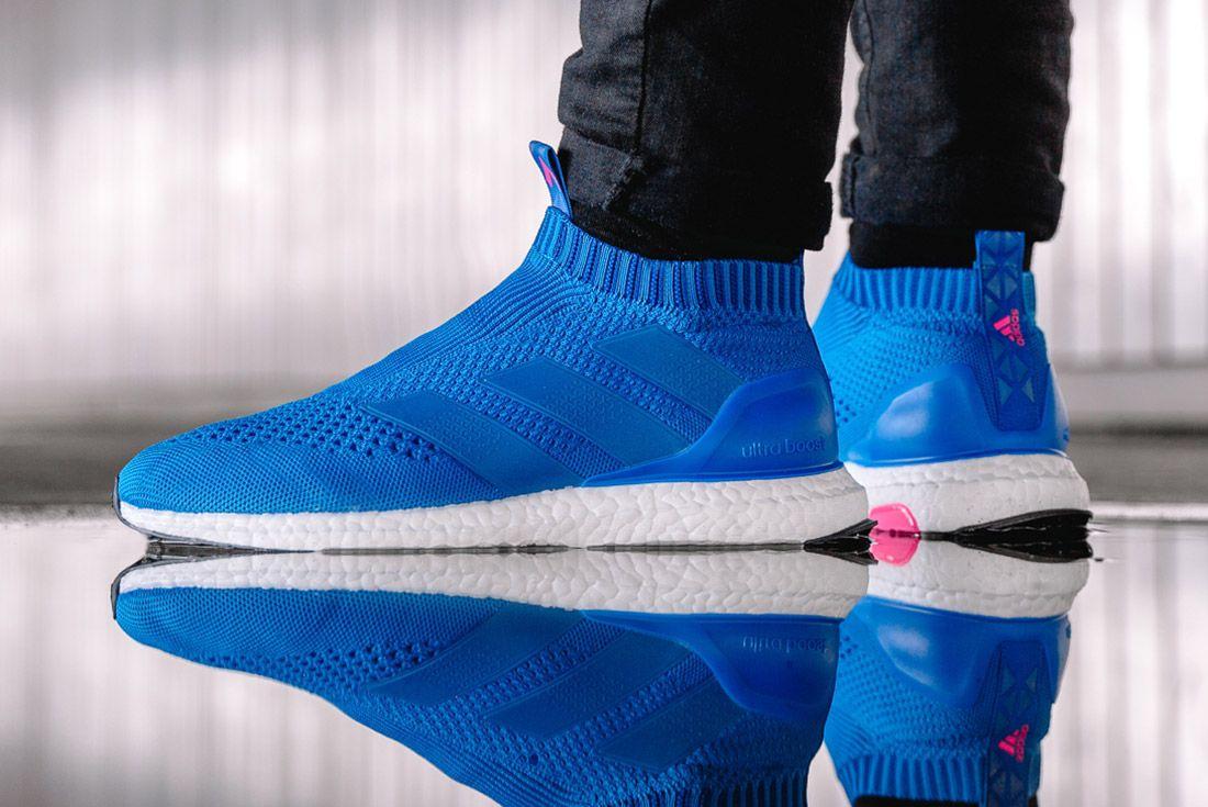 Adidas Ace 16 Ultra Boost Blue Blast 4