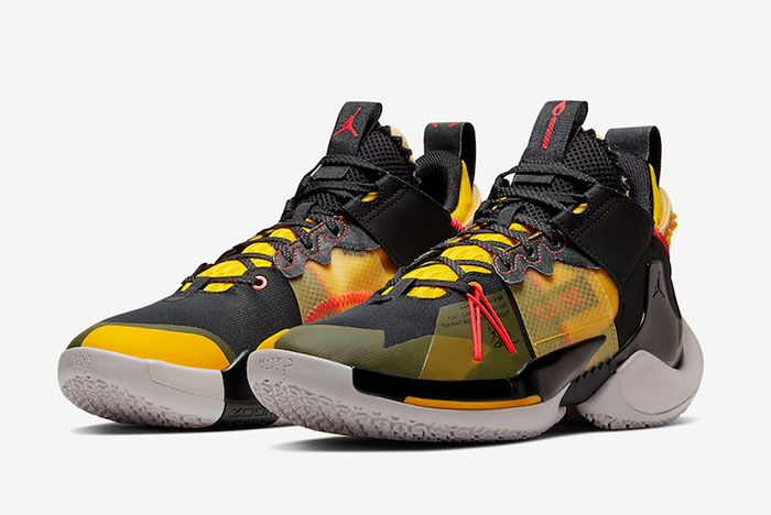 Russell Westbrook Why Not Zero0 2 Birthday Toe