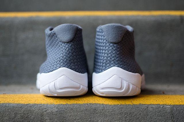 Air Jordan Future Cool Grey Bump 6