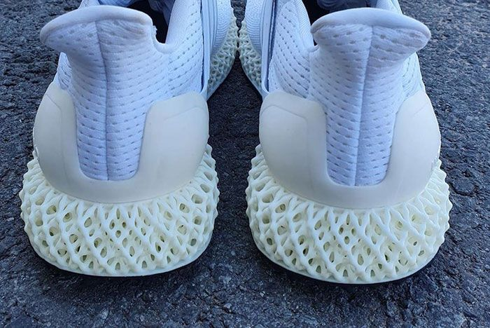 Adidas Ultra 4 D White Release Date 5Leaked Shots