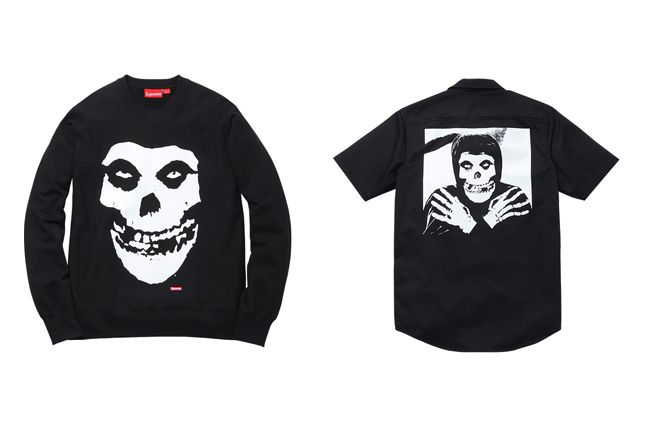 Supreme X The Misfits Collection 2013 Apparel 1