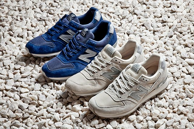 Nb Wmns 996 Blue Beige