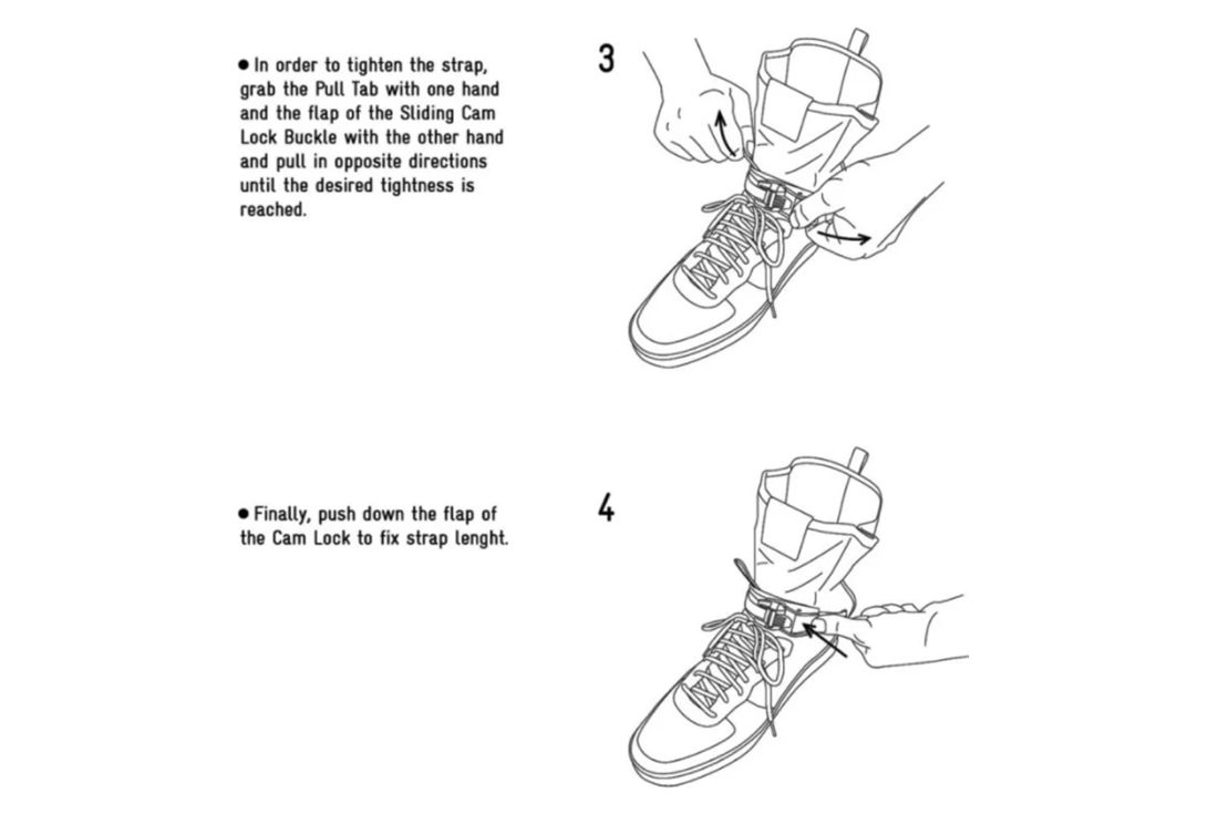 Acronym X Nike Air Force 1 Downtown23