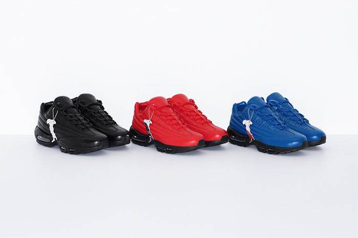 Supreme Nike Air Max 95 Lux Release Date Group