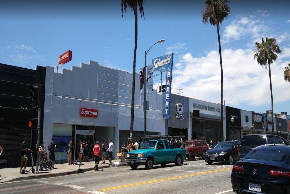 La Supreme Store
